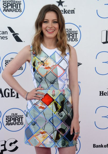 Gillian Jacobs' horror movie Come Play is the No. 1 movie in North America. File Photo by Jim Ruymen/UPI