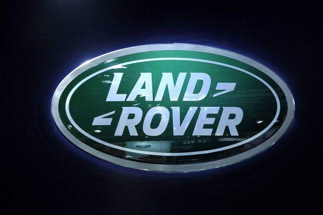 Britain's largest automaker, Jaguar Land Rover is owned by the Indian conglomerate Tata. File Photo by Brian Kersey/UPI