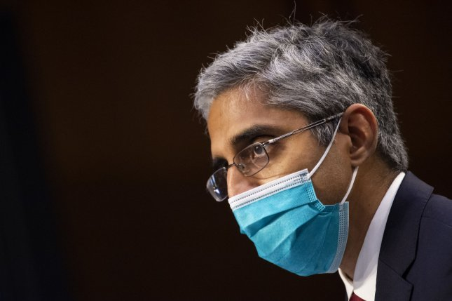 As Surgeon General, my job is to help people stay safe and healthy, and without limiting the spread of health misinformation, Murthy said in his advisory Thursday.File Photo by Tom Brenner/UPI