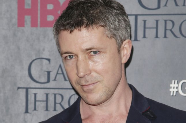 Aidan Gillen arrives on the red carpet at the Game of Thrones Season 4 premiere in New York City on March 18, 2014. File Photo by John Angelillo/UPI