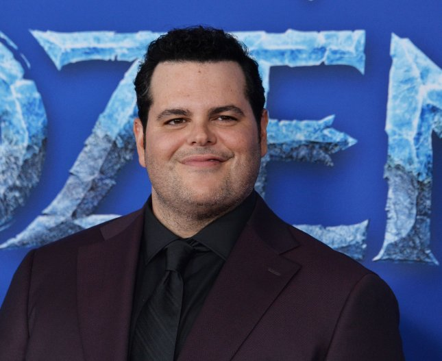 Josh Gad attends the premiere of Frozen II at the Dolby Theatre in the Hollywood section of Los Angeles on November 7, 2019. The actor turns 40 on February 23. File Photo by Jim Ruymen/UPI