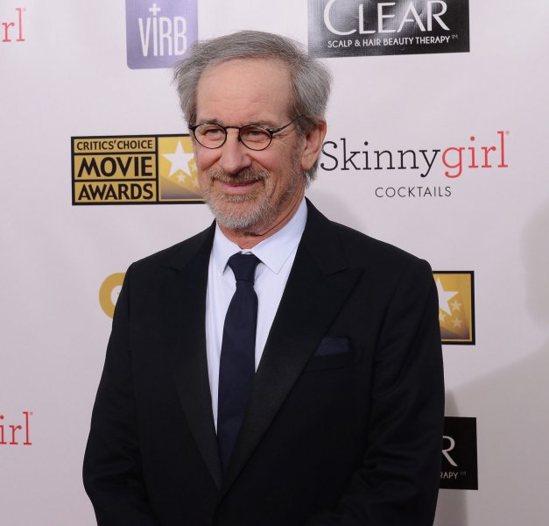 Filmmaker Steven Spielberg at the Critics' Choice Movie Awards in Santa Monica, Calif., Jan. 10, 2013. UPI/Jim Ruymen