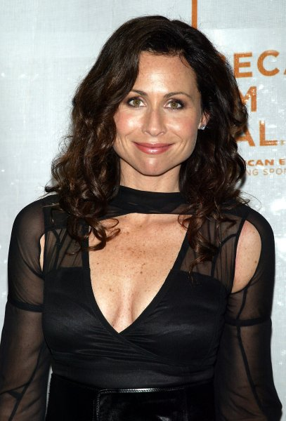Minnie Driver arrives for the Tribeca Film Festival premiere of Take at the Clearview Chelsea West Cinema in New York on April 27, 2007. (UPI Photo/Laura Cavanaugh)