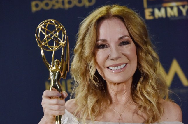 Kathie Lee Gifford said she couldn't be happier about son Cody Gifford's engagement to Erika Brown. File Photo by Christine Chew/UPI