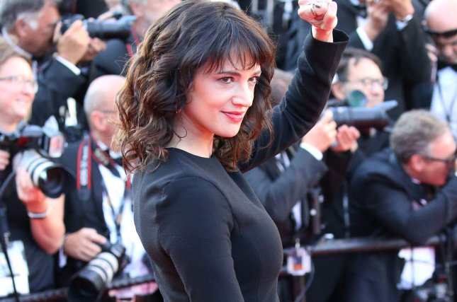 Asia Argento is mourning the death of her boyfriend Anthony Bourdain. File Photo by David Silpa/UPI