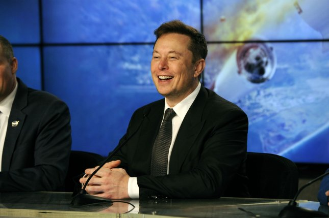 Tesla and SpaceX CEO Elon Musk became the world's richest person on Thursday, surpassing Amazon CEO Jeff Bezos, with a net worth of more than $185 billion. FilePhoto by Joe Marino-Bill Cantrell/UPI