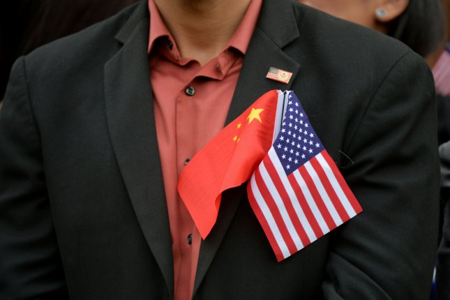 A former U.S. intelligence official was sentenced to 10 years in prison for selling secrets to China. File Photo by Kevin Dietsch/UPI