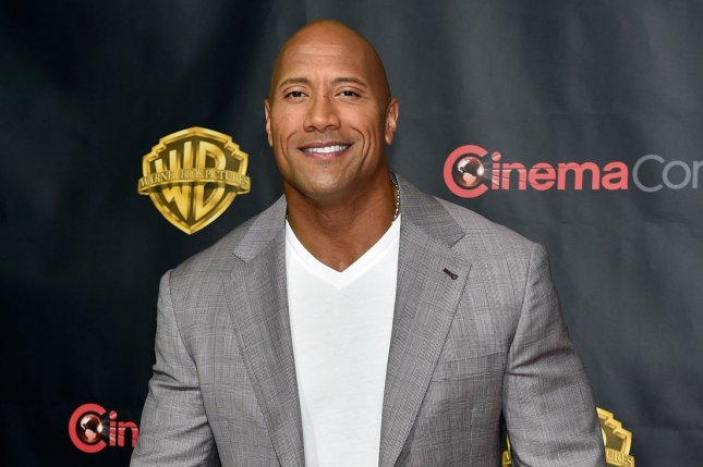 Dwayne Johnson stars in Disney's Jungle Cruise, which is available to stream on Disney+ this weekend. File Photo by David Becker/UPI