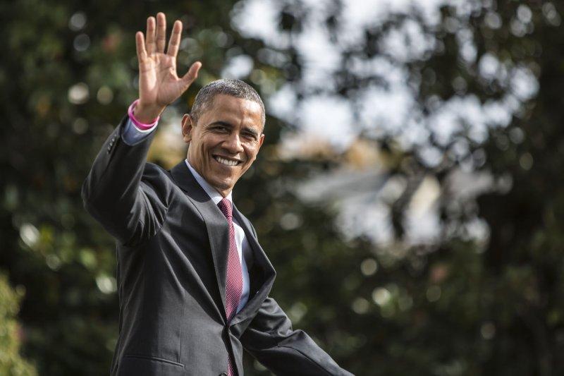 Obama schedule for Saturday, Oct. 27