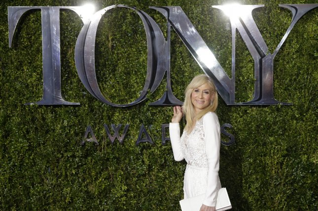 Judith Light arrives on the red carpet at the 69th Annual Tony Awards on June 7, 2015 in New York City. Photo by John Angelillo/UPI