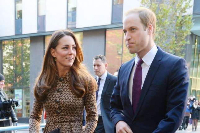 The Duke and Duchess of Cambridge are heading to the Big Apple next month to honor the victims of 9/11 and take in a Brooklyn Nets basketball game (UPI/ Rune Hellestad).