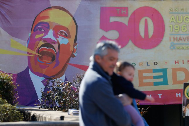 Americans Honor Martin Luther King Jr With Marches Service Upi Com