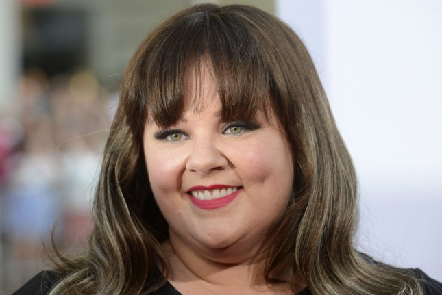 Melissa McCarthy says she hasn't spoken to 'Ghostbusters 3' director Paul Feig. (UPI/Phil McCarten)