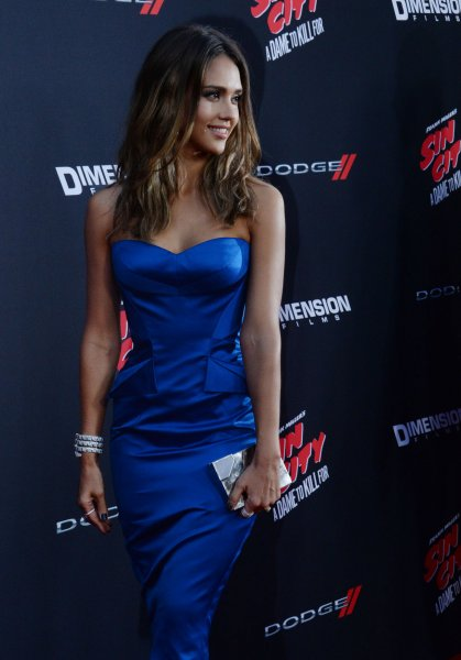 Cast member Jessica Alba attends the premiere of the motion picture crime thriller Sin City: A Dame to Kill For attends the premiere of the film at TCL Chinese Theatre in the Hollywood section of Los Angeles on August 19, 2014. The co-founder of the Honest Company made the cut as one of Forbes' top 40 richest selfmade women. Photo by Jim Ruymen/UPI