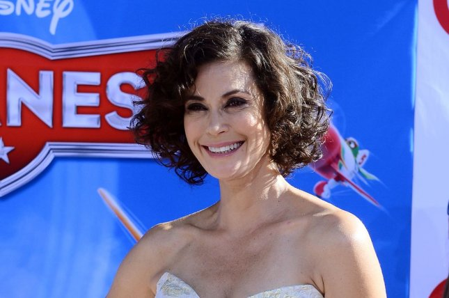 Teri Hatcher at the Los Angeles premiere of Planes on August 5, 2013. File Photo by Jim Ruymen/UPI