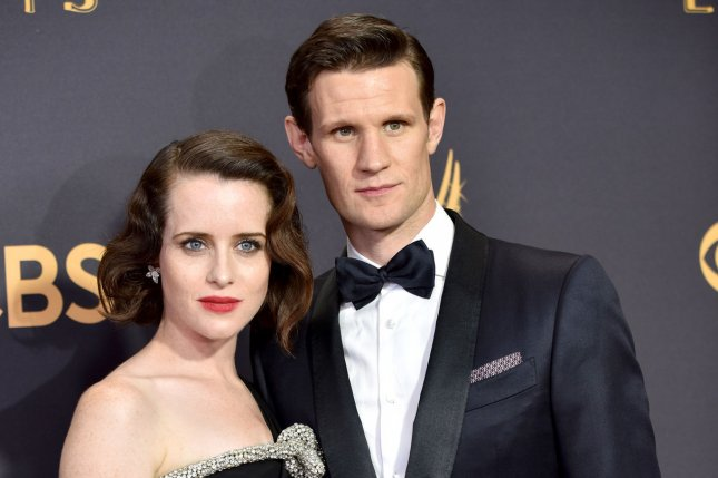 The Crown producers apologise to Claire Foy and Matt Smith