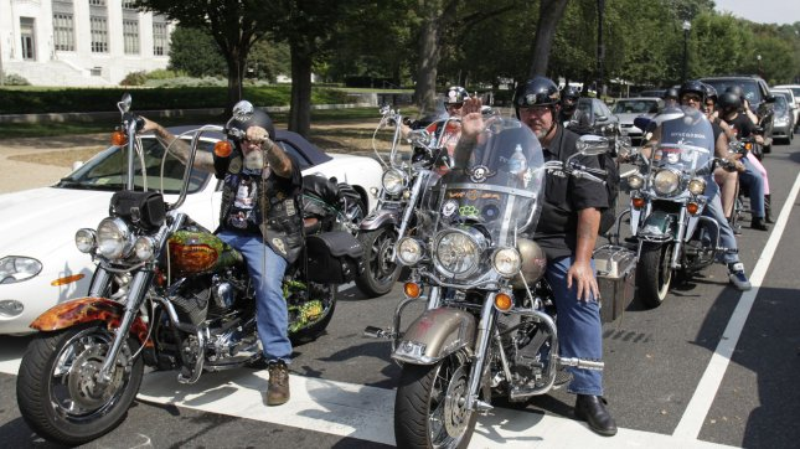 2 Million Bikers to DC