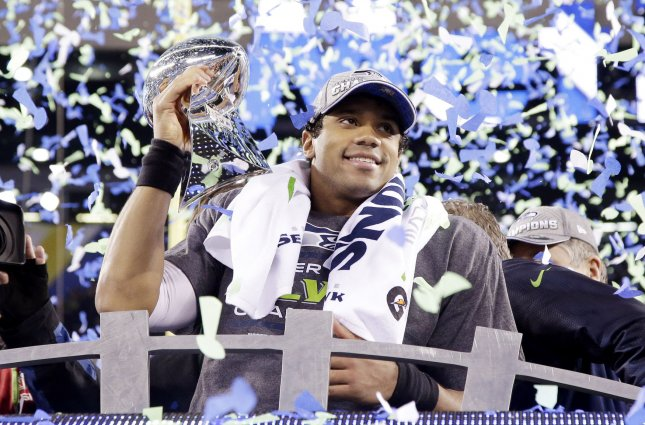 English Essay On Terrorism Seattle Seahawks Quarterback Russell Wilson Holds The Vince Lombardi Trophy  After Winning Super Bowl Xlviii At Metlife Stadium In East Rutherford  College Students Who Do Assignments For Pay also College Essay Papers Russell Wilson Pens Essay About Domestic Violence In Nfl  Upicom Thesis For Compare And Contrast Essay