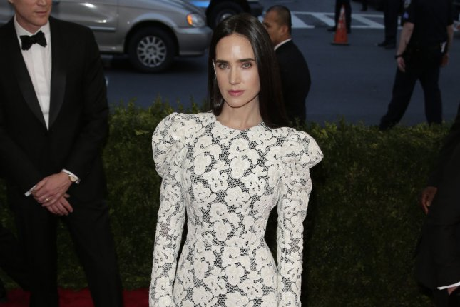 Jennifer Connelly says her panhandling was real in her upcoming film Shelter. Photo by John Angelillo/UPI