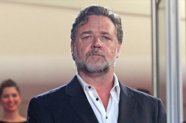 Russell Crowe arrives on the red carpet before the screening of the film The Nice Guys on May 15, 2016. Crowe will not be facing charages following his hotel fight with Azealia Banks. File Photo by David Silpa/UPI