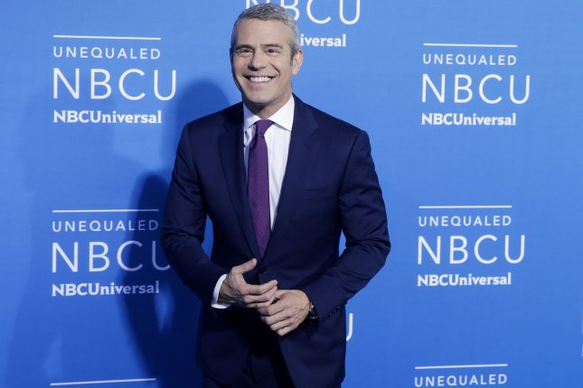 Andy Cohen uploaded to social media a photo of his newborn son. File Photo by John Angelillo/UPI
