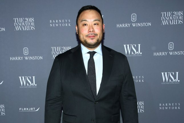 David Chang will explore culture and food in various cities in the Netflix docuseries Breakfast, Lunch & Dinner. File Photo by Monika Graff/UPI
