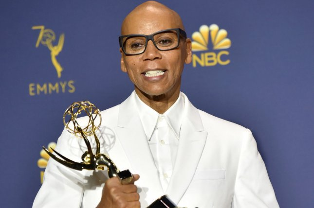 RuPaul is to judge the new CBS competition series, The World's Best. Photo by Christine Chew/UPI