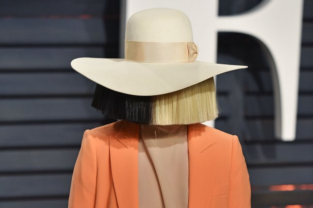 Sia discussed her health on Twitter after going public about her chronic pain, neurological disorder and Ehlers-Danlos syndrome diagnosis. File Photo by Christine Chew/UPI