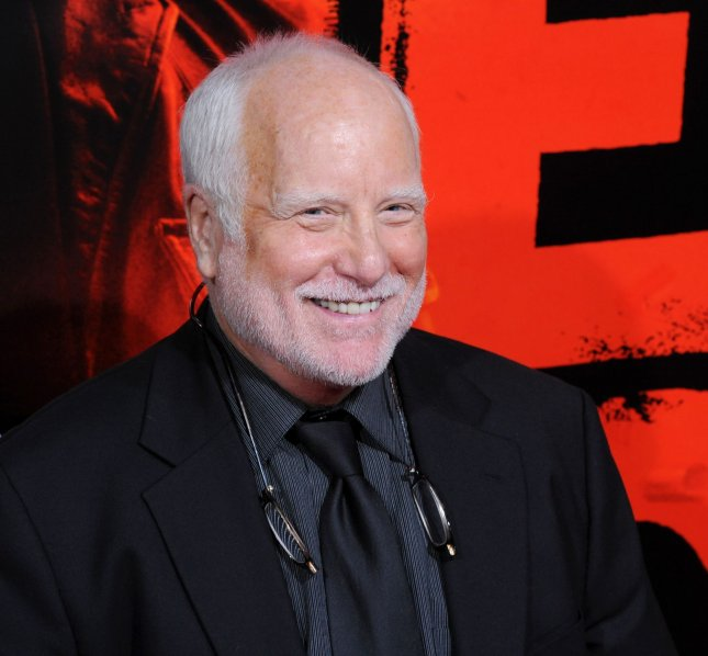 Cast member Richard Dreyfuss attends the premiere of the motion picture action comedy Red, at Grauman's Chinese Theatre in the Hollywood section of Los Angeles on October 11, 2010. UPI/Jim Ruymen