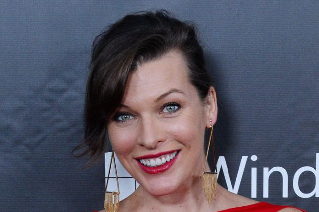 Milla Jovovich will begin filming 'Resident Evil: The Final Chapter' in August. Photo by Jim Ruymen/UPI