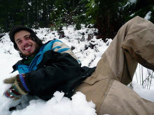 Josh Fattal, 27, seen in an undated handout image from his family, has been detained along with Sarah Shourd, 31, and Shane Bauer, 27, since July 31, 2009 after they crossed into Iran by accident while hiking in a scenic area in northern Iraq. UPI/Courtesy of the Shourd, Bauer and Fattal Families