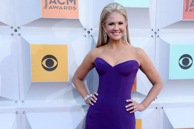 Nancy O'Dell attends the 51st annual Academy of Country Music Awards in Las Vegas on April 3, 2016. File Photo by Jim Ruymen/UPI