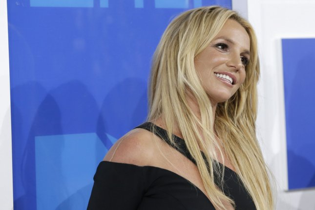 Britney Spears attends the MTV Video Music Awards on August 28, 2016. The singer confessed in an interview this week that lip-syncing accusations really bother her. File Photo by John Angelillo/UPI