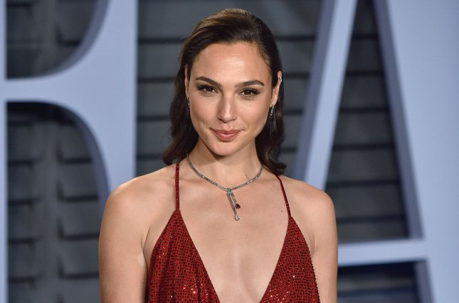 Gal Gadot is developing a film adaptation of novel Borderlife about the romance between an Israeli woman and a Palestinian man. File Photo by Christine Chew/UPI