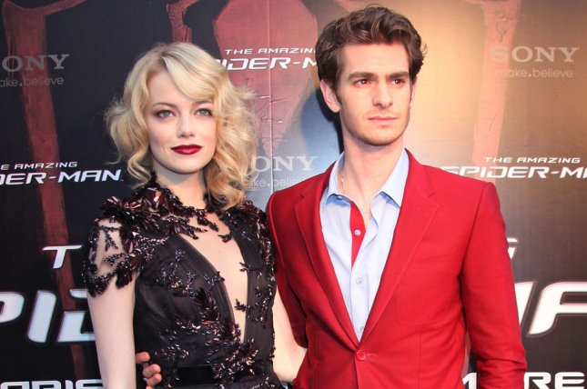 is emma stone and andrew garfield still dating
