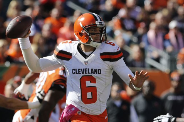 promo code 61d4b 7fd89 Cleveland Browns: Cody Kessler guides shutout win over ...