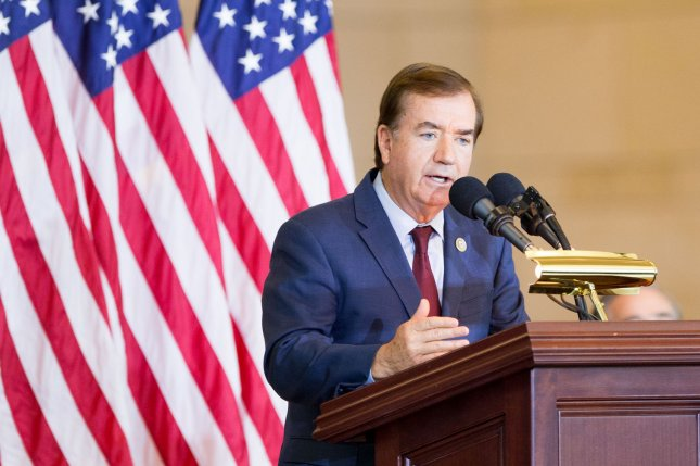 California Rep. Ed Royce announced Monday he will not seek re-election to serve beyond January 2019, potentially opening his seat in Congress to a Democratic challenger in November. File Photo by Erin Schaff/UPI