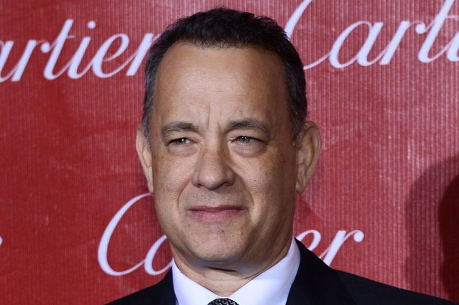 Actor Tom Hanks attends the 25th annual Palm Springs International Film Festival awards gala at Palm Springs Convention Center in Palm Springs, California on January 4, 2014. UPI/Jim Ruymen