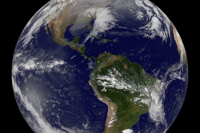 Scientists have developed a new model to tease out the relationships between local weather and global climate patterns. Photo by NASA/UPI