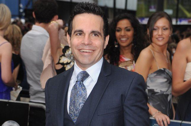 American actor Mario Cantone attends the premiere of Sex and the City 2 in London on May 27, 2010. File Photo by Rune Hellestad/UPI