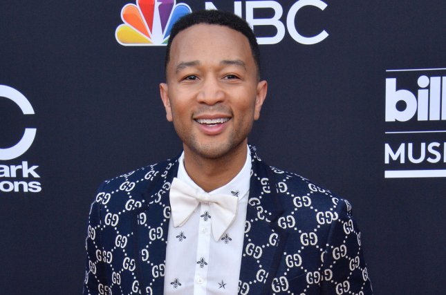 John Legend announces Christmas album and tour - UPI com