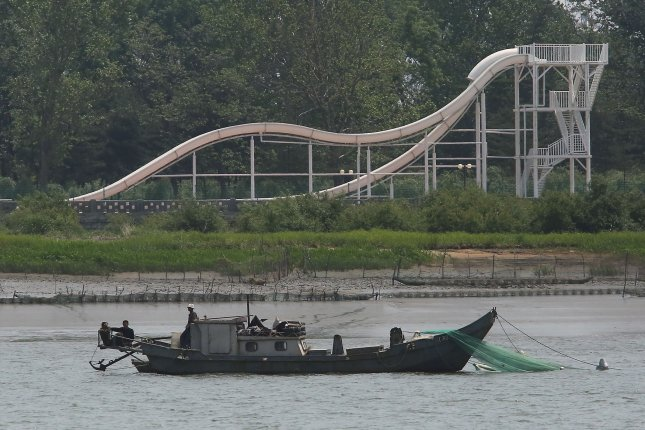 North Korea claimed Tuesday Japanese boats were chased out of the North's exclusive economic zone in August. File Photo by Stephen Shaver/UPI