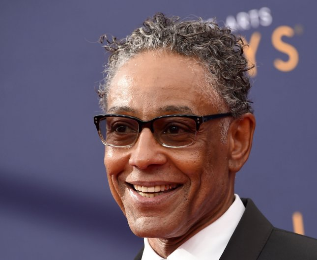 Giancarlo Esposito can now be seen in Season 2 of The Boys.   File Photo by Gregg DeGuire/UPI