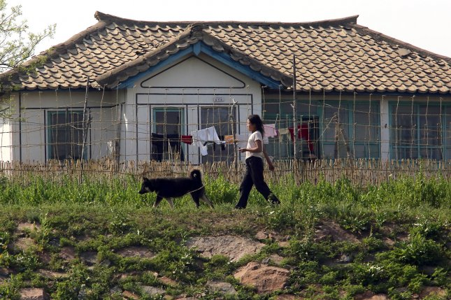 Fewer children are dying in North Korea but food shortages could continue to pose problems for the country in the aftermath of recent floods. File Photo by Stephen Shaver/UPI