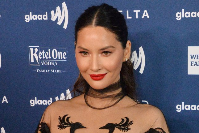 Olivia Munn is attached to star in drama Aleppo from director David Schurmann. File Photo by Jim Ruymen/UPI