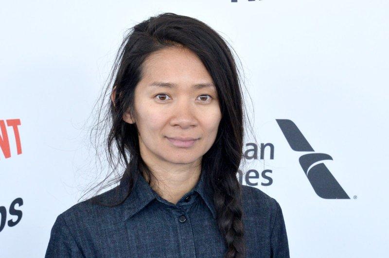 Chloé Zhao's film Nomadland won four awards at the 2020 BAFTA Film Awards, including Best Film. File Photo by Jim Ruymen/UPI