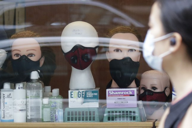 Experts say some people could be unsettled by returning to normal after more than a year of social distancing and wearing masks to avoid the coronavirus. File Photo by John Angelillo/UPI