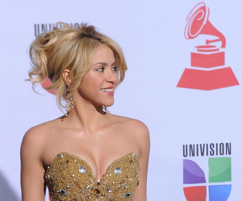 Alleged Shakira sex tape being shopped - UPI.com