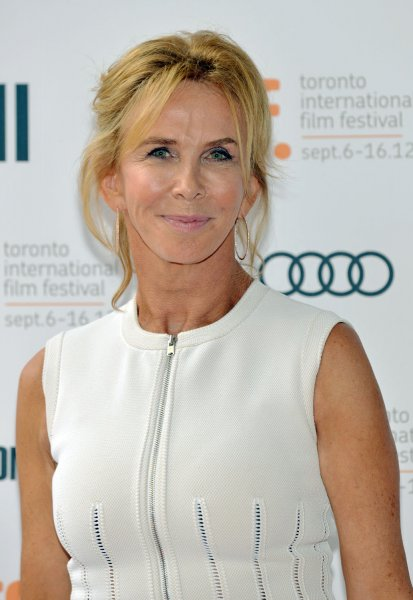 Trudie Styler arrives for the premiere of 'Imogene' at Ryerson Theatre during the Toronto International Film Festival in Toronto, Canada on September 7, 2012. UPI/Christine Chew