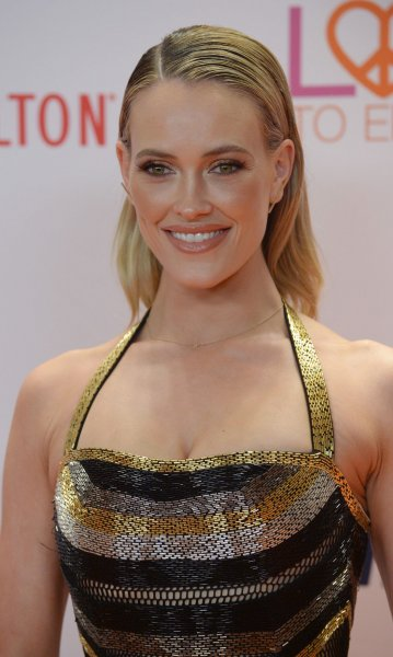 Peta Murgatroyd attends the Race to Erase MS gala on May 5. File Photo by Jim Ruymen/UPI